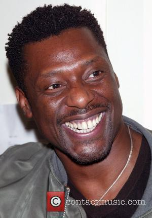 Eamonn Walker from the HBO series OZ visits the new Broadway musical Passing Strange at the Belasco Theatre.  New...