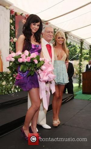 Jayde Nicole, Hugh Hefner and Playboy