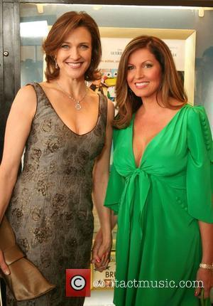 Brenda Strong & Lisa Guerrero,  Premiere of 'A Plumm Summer' at the Mann Bruin Theater - Arrivals Westwood, California...
