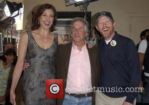 Brenda Strong, Henry Winkler and Ron Howard Premiere of 'A Plumm Summer' at the Mann Bruin Theater - Arrivals Westwood,...