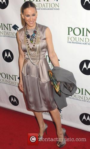 Sarah Jessica Parker Point Foundation Honors the Arts 2008 at Capitale New York City, USA - 07.04.08