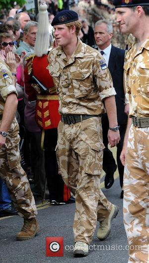 Prince Harry Will Not Serve In Iraq