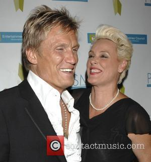 Dolph Lundgren and Brigitte Nielsen The 12th Annual Prism Awards held at the Beverly Hills Hotel - Arrivals Beverly Hills,...