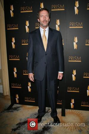 Hugh Laurie 12th annual Prism awards held at the Beverly Hills hotel Beverly Hills, California - 24.04.08