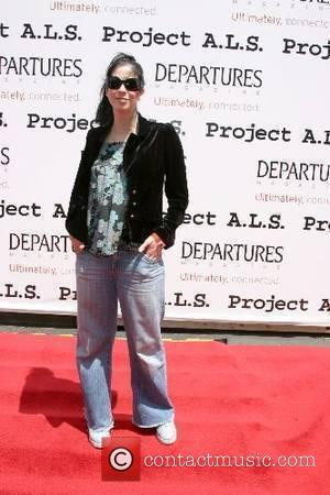 Sarah Silverman Project A.L.S Los Angeles Benefit 2007 held at Paramount Studios California, USA - 12.05.07