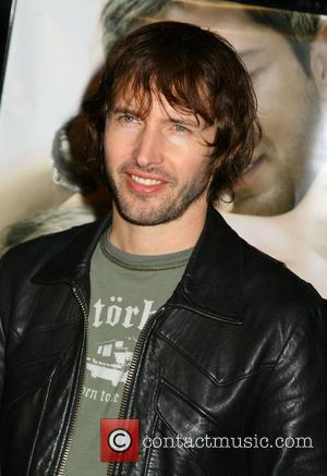 James Blunt Premiere of 'P.S. I Love You' held at the Grauman's Chinese Theatre  Hollywood, California - 09.12.07