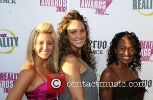 Jessica Hughbanks, Amber Tomcavage and Jameka Cameron The Fox Reality Channel Really Awards - The only awards show honoring reality...