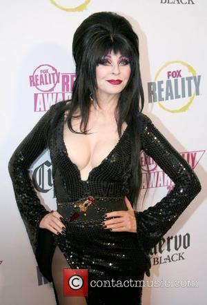 Elvira aka Cassandra Peterson The Fox Reality Channel Really Awards - The only awards show honoring reality TV  Los...
