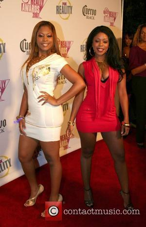 Larissa Hodge (Bootz) and Shay Johnson (Buckey) The Fox Reality Channel Really Awards - The only awards show honoring reality...