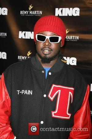 T-Pain Remy Martin gets interesting with the women of King Magazine at the Metropolitan Pavilion New York City, USA -...