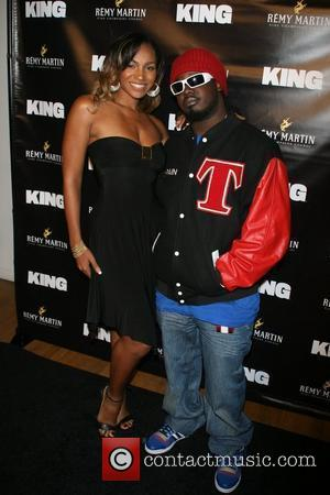 Tiara Harris and T-Pain Remy Martin gets interesting with the women of King Magazine at the Metropolitan Pavilion New York...