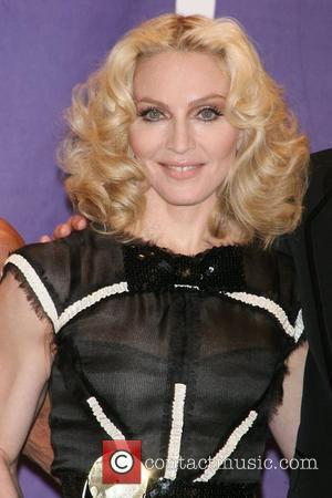 Madonna Goes Gypsy For Live Earth