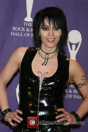 Joan Jett and Rock And Roll Hall Of Fame