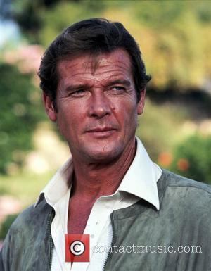 *SIR ROGER MOORE CELEBRATES HIS 80TH BIRTHDAY ON 14TH OCTOBER 2007  Roger Moore as James Bond 'For Your Eyes...