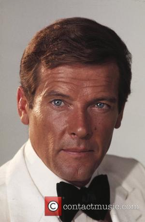 *SIR ROGER MOORE CELEBRATES HIS 80TH BIRTHDAY ON 14TH OCTOBER 2007  Roger Moore (as James Bond) 'The Man with...