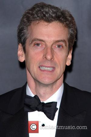 Peter Capaldi RTS Programme Awards 2007 at Grosvenor House London, England - 19.03.08