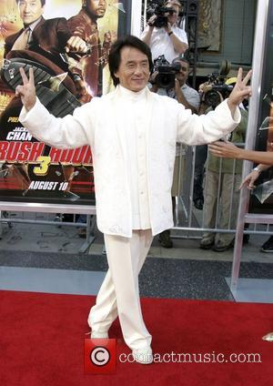 Jackie Chan Slams Sons Music