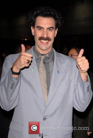 Borat Offends Madonna And Pussycat Dolls At Emas