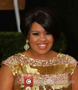 Chandra Wilson 14th Annual Screen Actors Guild Awards at the Shrine Auditorium -- Arrivals Los Angeles, California - 27.01.08