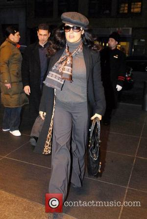 Salma Hayek Is Engaged And Pregnant