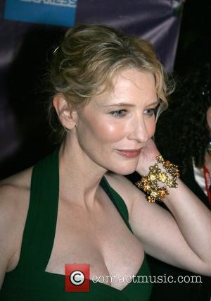 Blanchett Gives Birth To Third Son