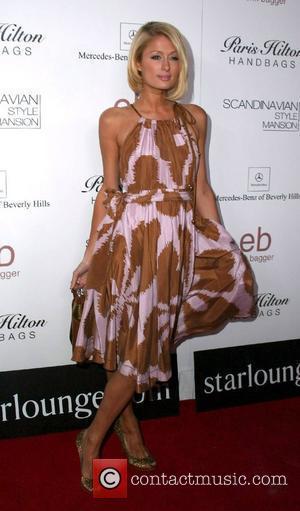 Paris Hilton 'Sick' Of Prison Orange