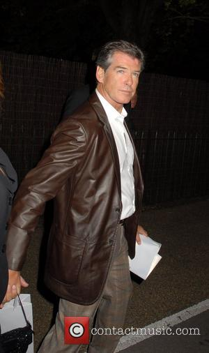 Brosnan Credits Bond With Dancing Prowess