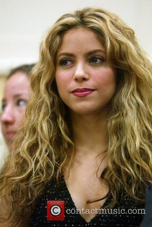 Shakira Announces Kids Campaign