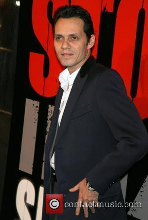Marc Anthony New York Premiere of 'Shine a Light' held at the Ziegfield Theater - Red Carpet New York City,...