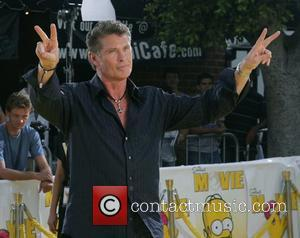 Hasselhoff 'Neglected' Injured Wife
