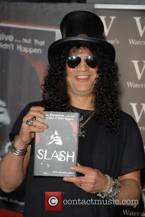 Slash Praises Winehouse