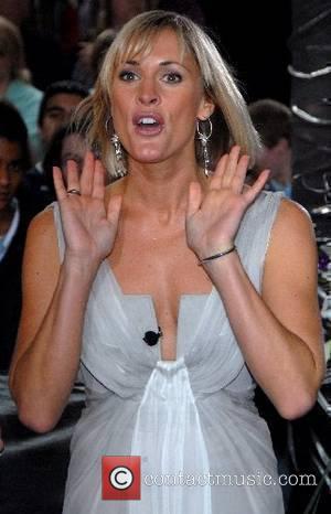 Jenny Falconer British Soap Awards - Arrivals England - 26.05.07