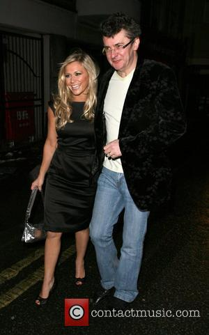 Suzanne Shaw and Joe Pasquale