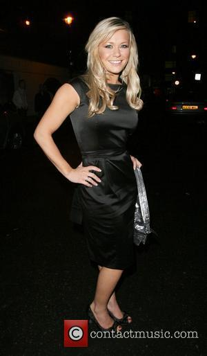 Suzanne Shaw arrives at the Soho Hotel London, England - 29.02.08