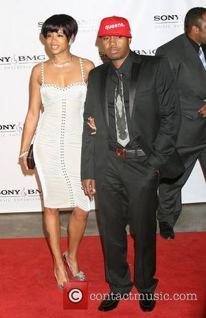 NAS Attending the Sony BMG Post Grammy Party at the Beverly Hills Hotel Beverly Hills, California - 10.02.08