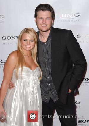 Miranda Lambert and Guest The Sony BMG post-Grammy party to celebrate the 50th Annual Grammy Awards held at The Beverly...