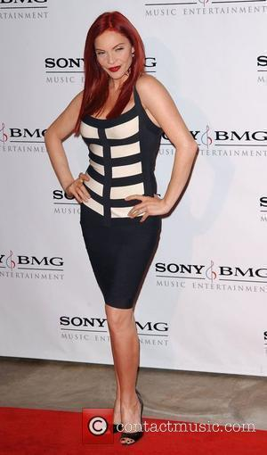 Carmit Bachar The Sony BMG post-Grammy party to celebrate the 50th Annual Grammy Awards held at The Beverly Hills Hotel...