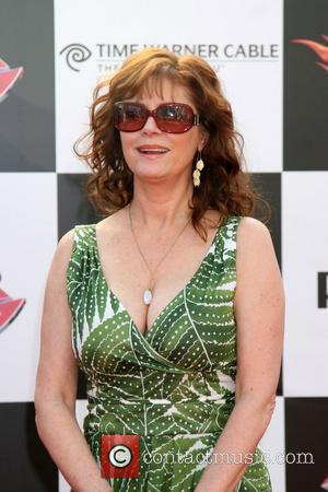 Sarandon Fights Tears As She Explains The Price Of Activism