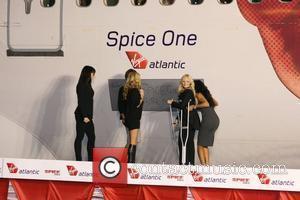Spice Girls, Emma Bunton and Geri Halliwell