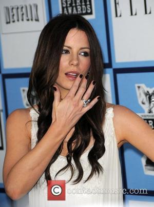 Beckinsale Chose Underworld To Shock Hollywood