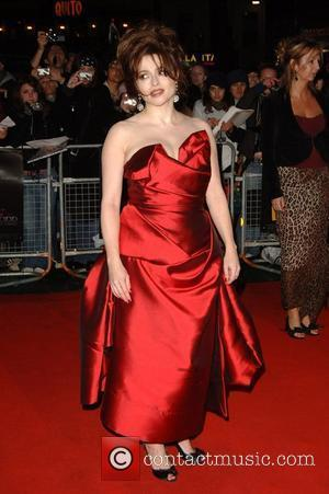 Helena Bonham Carter UK premiere of 'Sweeney Todd' held at the Odeon Leicester Square - Arrivals London, England - 10.01.08...