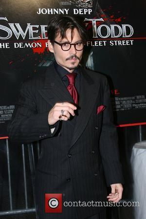Depp Persuaded To Become Star By Pal Cage