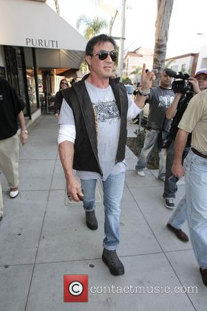 Stallone Wants Rambo To Highlight Burma's Troubles