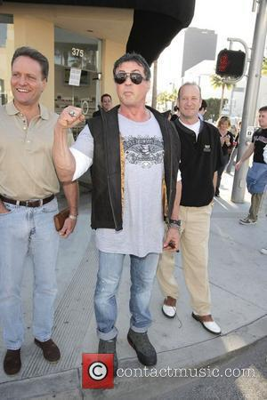 Stallone: 'To Fans I Am Rocky'