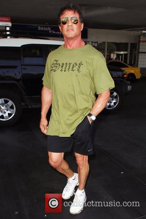 Stallone Shows Up For Jury Duty