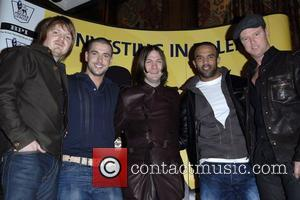 Kasabian Warm Up Shows In Aid Teenage Cancer Trust
