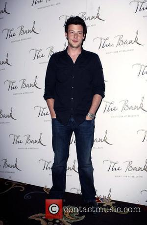 Cory Monteith 2 - Way Birthday hosted by the cast of Kyle XY at The Bank night club inside the...