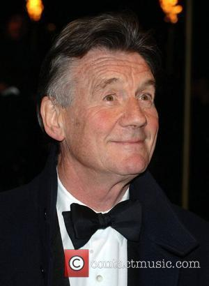 Michael Palin  UK premiere of 'The Other Boleyn Girl' held at the Odeon, Leicester Square - Arrivals London, England...