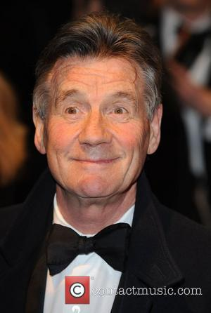 Michael Palin UK Premiere of 'The Other Boleyn Girl' held at the Odeon Leicester Square - Arrivals London, England -...