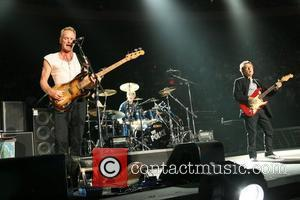 The Police Rake In $100 Million From First 38 Shows